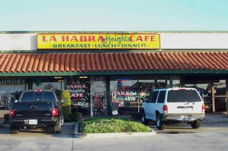La Habra Heights Cafe